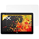 atFolix Schutzfolie für Fujitsu Stylistic R727 Displayschutzfolie - 2 x FX-Antireflex blendfreie Folie