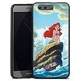 Huawei Honor 9 Silikon Hülle Case Schutzhülle Disney Arielle Die Meerjungfrau Geschenke Merchandise