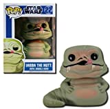 Funko 2594 POP Bobble: Star Wars: Jabba The Hutt, Multi
