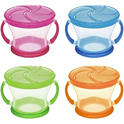 Munchkin Snack Catcher - Snack catcher recipiente para comida