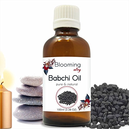 BABCHI OIL (PSORALEA CORYLIFOLIA) 100% NATURAL PURE CARRIER OIL 100ML