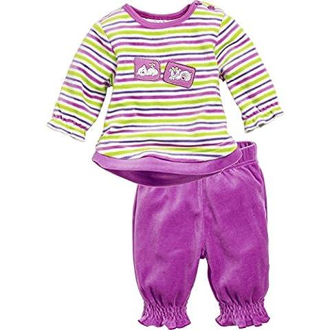 Schnizler 2-Piece Nicki Long Sleeve Shirt and Bottoms Striped, Chándal Para Bebés