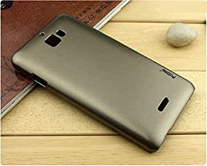 Pudini Hard cover back cover for CoolPad Dazen 1 - Gold