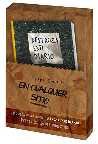 Kit Destroza este diario en cualquier sitio (Libros Singulares)