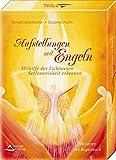 Aufstellungen mit Engeln: Mithilfe der Lichtwesen Seelenweisheit erkennen - Kartenset mit Begleitbuch - Renate Baumeister, Susanne Hühn