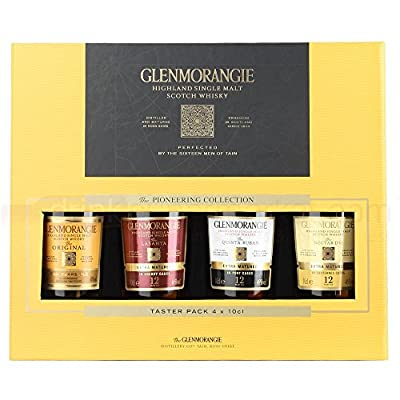 Glenmorangie 4 Bottle Gift Set (10cl)
