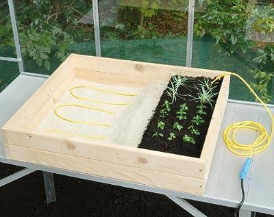 MacGreen® Heizkabel/Wärmekabel (6 m | 75 Watt) von Hunecke auf Du und dein Garten