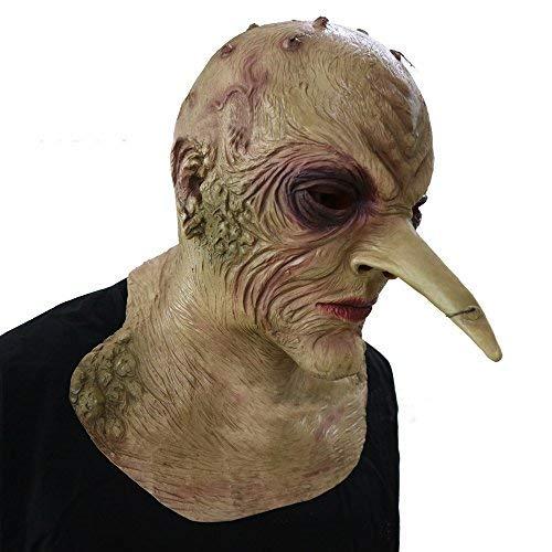 CX shouzuo Hexenmaske, Halloween Kostüm Party Requisite
