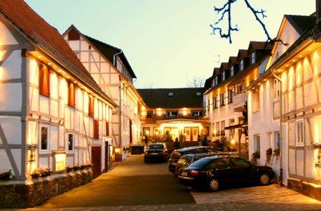 Jochen Schweizer Geschenkgutschein: Bio-Wellness-Urlaub in Hessen für 2