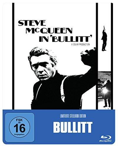 Bullitt - Steelbook (exklusiv bei Amazon.de) [Blu-ray] [Limited Edition]