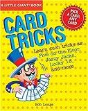 A Little Giant?? Book: Card Tricks (Little Giant Books) by Bob Longe (2007-08-01)