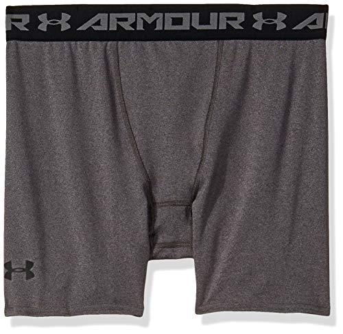nsunterhose Ua Hg Armour Comp Short, Graucarbon, Large ()