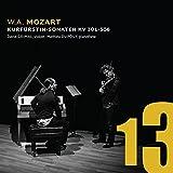 W. A. Mozart - Kurfürstin-Sonaten, KV 301-306 | Mozart, Wolfgang Amadeus (1756-1791). Compositeur