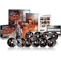 Insanity 60 Days Base Kit: El Programa de DVD de Entrenamiento Cardiovascular y Fitness