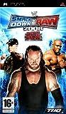 #1: WWE SmackDown Vs Raw 2008 (PSP)