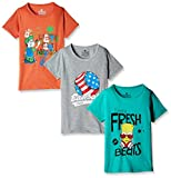 #3: Fort Collins Boys' T-Shirt (Pack of 3)