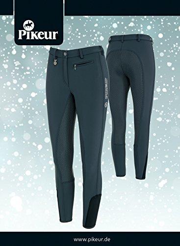 Preisvergleich Produktbild Pikeur LUCINDA GRIP Reithose CORKSHELL II Softshell Winter 17,  Pikeur_17_Groessen:42