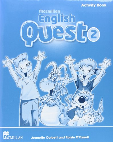 Macmillan English Quest Level 2 Activity Book por Jeanette Corbett