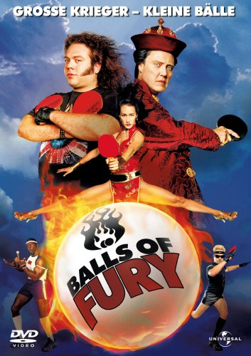 Balls of Fury (Film-dvd Fury)
