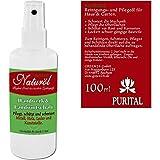 Naturöl Supreme 100ml Spray - Pflege & Schutz für Metall Holz Leder Kunststoff Gummi - Reiniger Impregnierung Pflegeöl