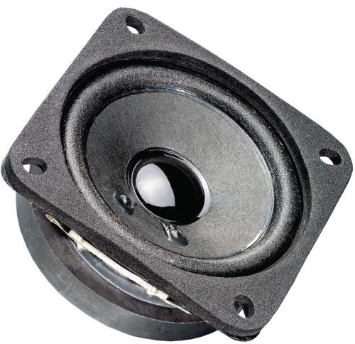 Visaton FRS 7 Breitbandlautsprecher (6,5 cm (2,5 Zoll) Breitband,  8 Ω, 8 W, 250 Hz) Series Car Subwoofer