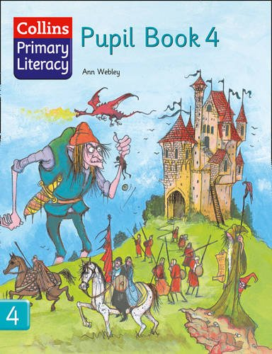 Collins Primary Literacy – Pupil Book 4: Pupil Book Bk. 4