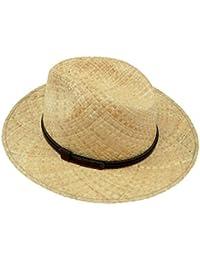 Amazon.it  Avorio - Cappelli Panama   Cappelli e cappellini  Abbigliamento 7618035cd4fa