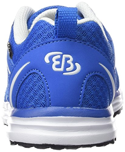 Bruetting Strike Jungen Laufschuhe Blau (blau/weiss)
