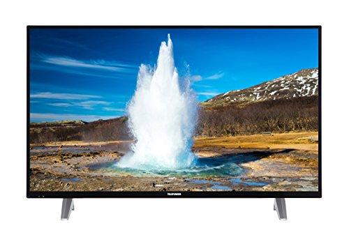 Telefunken D43F287N4CWI 108 cm (43 Zoll) Fernseher (Full HD, Triple Tuner, Smart TV)