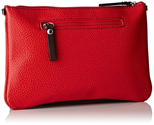 Paquetage Bt, Poschette giorno donna Rosso (Rouge (067/Signal))