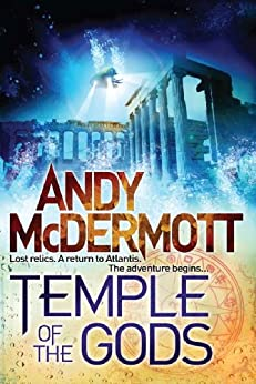 Temple of the Gods (Wilde/Chase 8) by [McDermott, Andy]