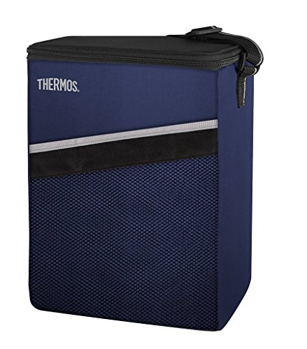 THERMOS 4080.252.075 Kühltasche Classic, Polyester Blau 7,5 l, IsoTec Premium Isolierung, BPA-Free