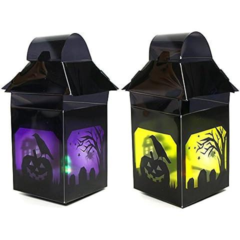 Halloween bar-caja de la lámpara/Restaurante ambiente desktop layout props-A