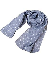 Sunenjoy Bébé Garçons Filles Écharpe Mignon Nombre Imprimer Coton O Anneau  Cou Foulards pour Enfants 2 b76a87dfb07