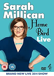 Sarah Millican - Home Bird Live [DVD]