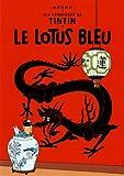 Poster Moulinsart Tintin Album: The Blue Lotus 22040 (70x50cm)