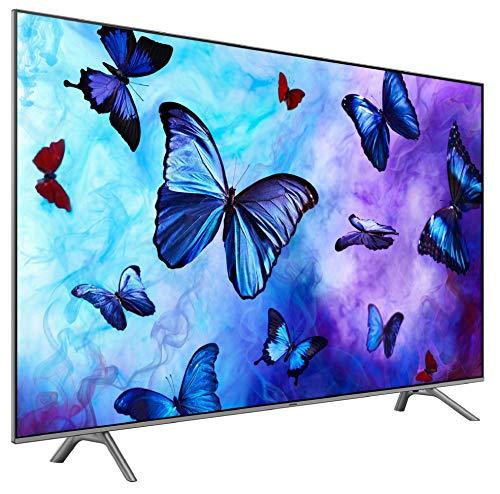 Samsung 138 cm (55 Inches) Q Series 4K UHD QLED Smart TV QA55Q6FN (Black) (2018 model)