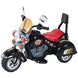 Moto Electrica Infantil Bateria Recargable Niño 3 Años Cargador 3 Ruedas 2.5km/h