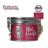 alveus® Wintertee: Nutcracker BIO - Lose Winterteemischung aus grünem Tee, Nuss und Schokolade, 100g Dose