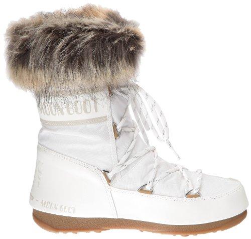Moon Bianco Low E Monaco Femme Anwazyutt Boots Boot W Blanc EYxwtFq7a4