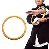 Uoften Bambus Rattan Ring Yong Chun Wing Chun Sticky Hand Krafttraining - 4