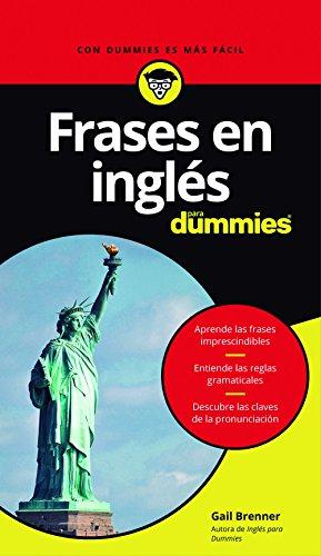 Frases en inglés para Dummies por Gail Brenner