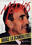 MEDIAS N? 44 du 08-12-1982 SOMMAIRE - POCHETTE SURPRISE - POUVOIR - LA QUERELLE DEMY-BELMONDO UN LANCEMENT RATE - MEDIAS - HAVAS A TOUS LES CULOTS - LA PUB MEDICALE TAXEE COMME L'ALCOOL - AFFICHAGE MOBILE - L'ESPOIR RENAIT - LE RACHAT DE GIRAUDY - CREATION - FILM TV INTERESSANT LES PYRENEES - TECHNIQUES - LA PUB RECLAMIERE POPULAIRE OU VULGAIRE - PROFESSIONS - COMME UNE AGENCE SEDUIT MARCEL GERMON - LES ANNONCEURS ONT LE DERNIER MOT - CHRISTIAN PATERNOT DIRECTEUR MARKETING D'ATARI - PORTRAITS......