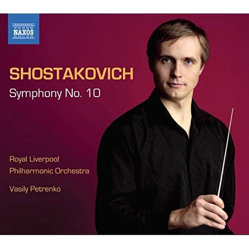 Symphony No. 10 in E Minor, Op. 93: II. Allegro
