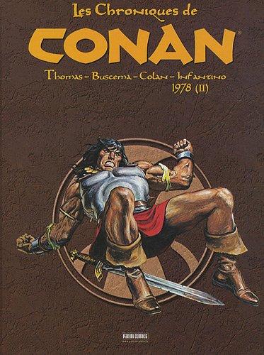 chroniques de Conan 1978 (II) par Roy Thomas, John Buscema, Gene Colan, Collectif