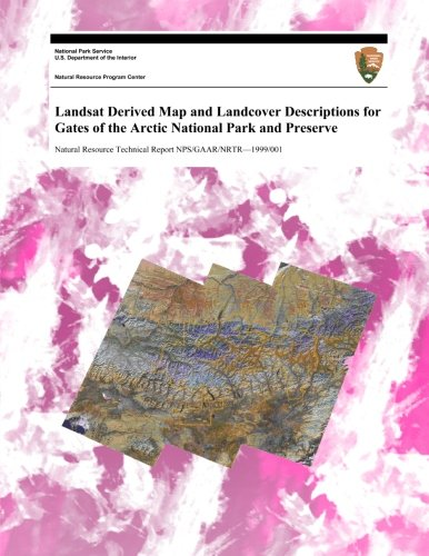 Landsat Derived Map and Landcover Descriptions for Gates of the Arctic National Park and Preserve (Park National Arctic)