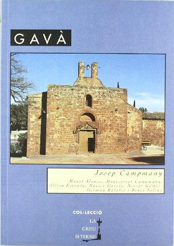 Portada del libro Gavà (La Creu de Terme)