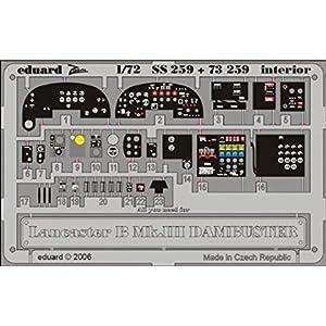 Eduard Accessories ss25930502000Lancaster B MK.III dambuster Interior para Hasegawa Montar.