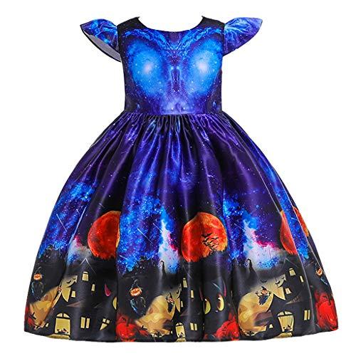 Writtian Neugeborenen Baby Mädchen Kinder Kleid Cartoon Kürbis Brief Print Tutu Prinzessin Kleider Halloween und Abend Clubbing Party Cosplay Niedlichen Kleid Outfits
