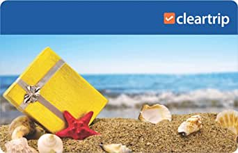 Cleartrip Gift Card - Rs.1000